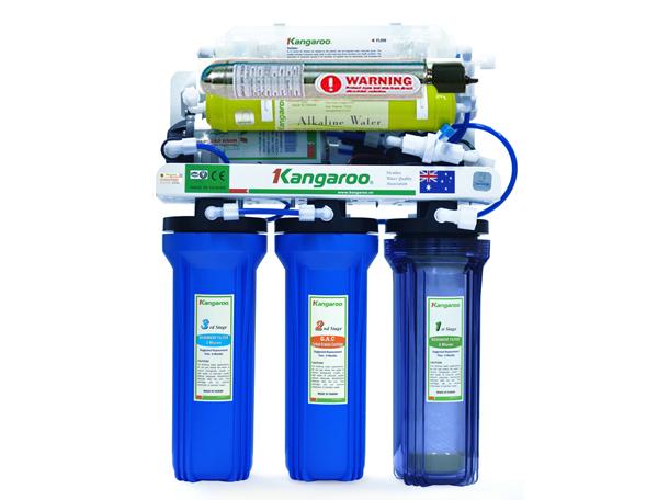 Thay lõi lọc nước Kangaroo quận ba đình